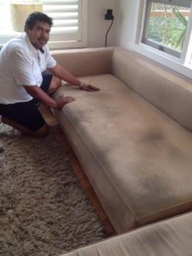Upholstery Cleaner Sydney